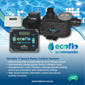 Pool Installation Melbourne - Equipment Supply Pump Control System