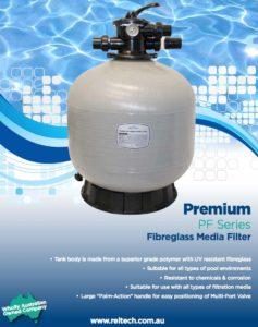 Pool Installation Melbourne - Fiber Glass Media Filter