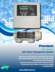 Pool Installation Melbourne - Salt Water Management System