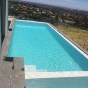 Berwick Infinity Edge Pool Build