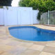 Infinity Edge Pool with Spa – Berwick